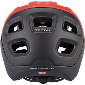 POC Tectal Helmet prismane red
